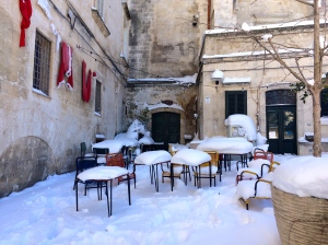 Area 8 cafè Matera